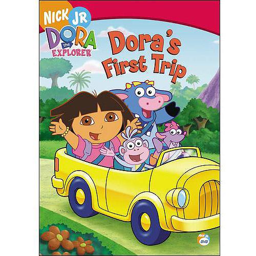 DORA THE EXPLORER-DORAS FIRST TRIP (DVD) - Walmart.com