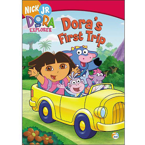 Dora The Explorer: Dora's First Trip (Full Frame)