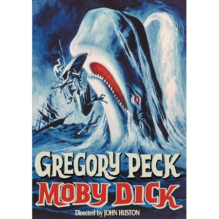 Moby Dick (DVD) (The Best Way To Get A Bigger Dick)