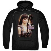 Xena 90's TV Series Warrior Princess Adult Pull-Over Hoodie