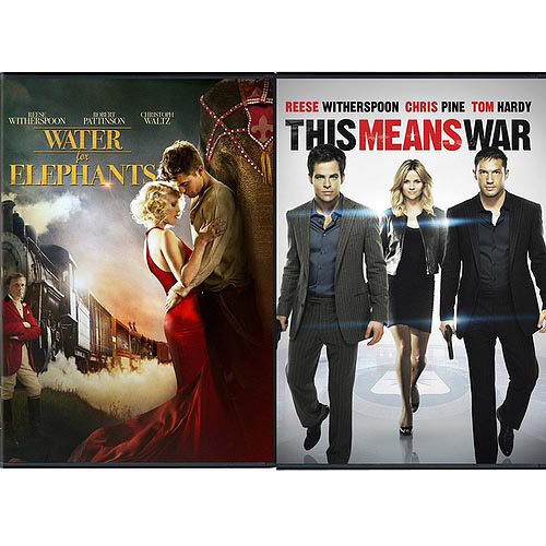 Water For Elephants / This Means War (Widescreen)