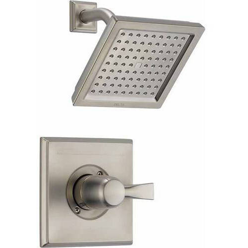 Delta Dryden Shower Trim Single Function Pressure Balanced Less Rough-in, Available in Various Colors