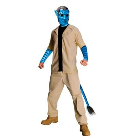 Costumes For All Occasions Ru889805Xl Avatar Jake Sully Adult Xlarge - Costume D'halloween Avatar