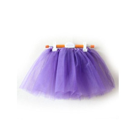 VICOODA 2-8Y Girls Ballet Dance Costume Toddler Baby Tutu Stage Show Princess Pettiskirt 3 Layer Tulle Dress](Christmas Pettiskirt)