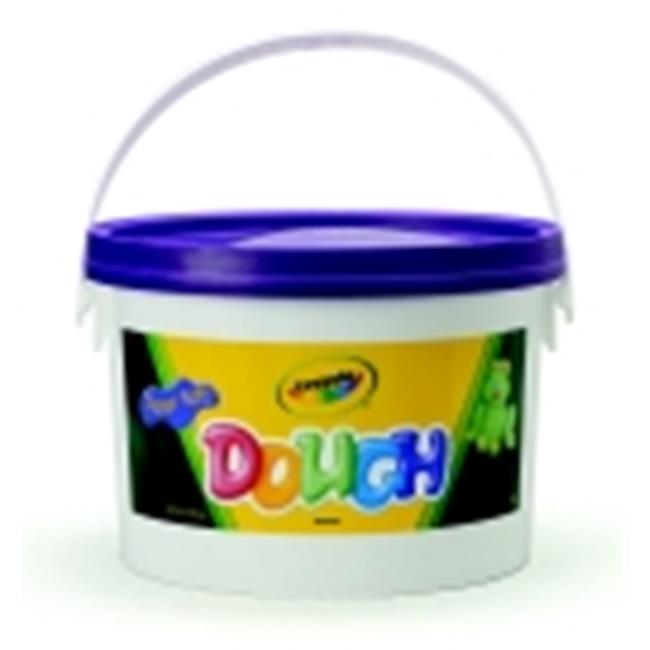 Crayola Non-Toxic Modeling Dough - 3 Lbs. Pail, Purple