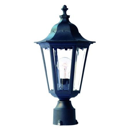 Acclaim Lighting Tidewater 1 Light Outdoor Post Mount Light Fixture 1 Light Outdoor Post Mount