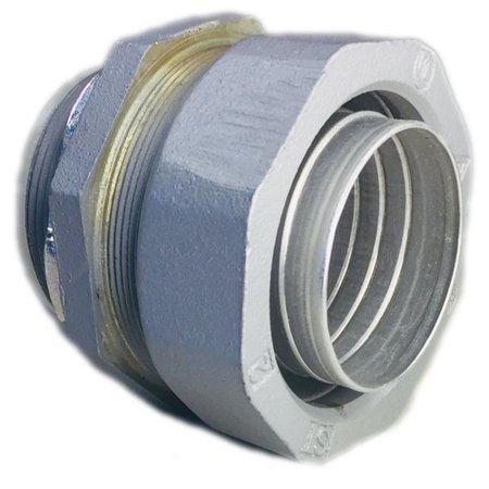 STB-200   2 Insul Connector for liquid tight flexible metal conduit 2 Flexible Conduit