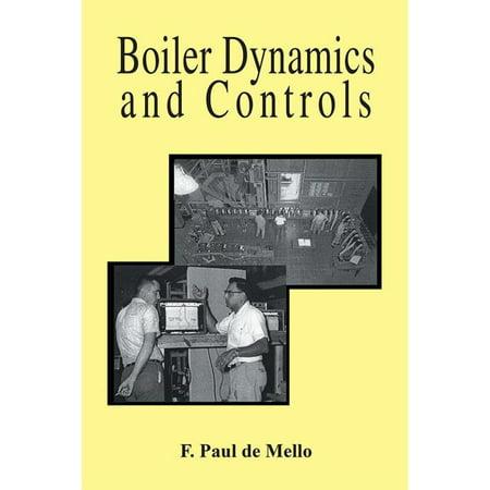 Boiler Control Panel - Boiler Dynamics and Controls - eBook