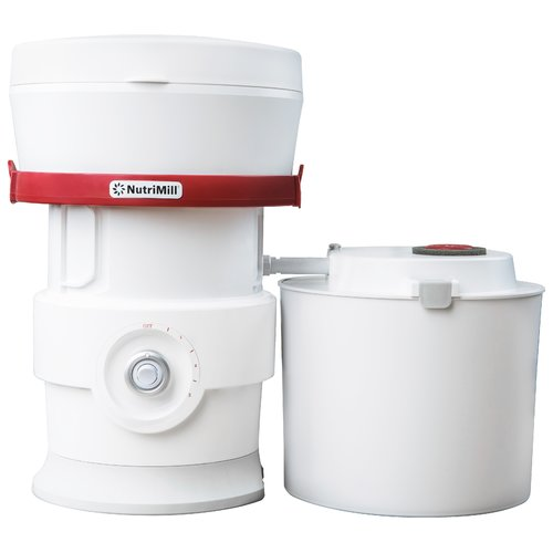 NutriMill Plus High Speed Grain Mill, 1500 Watt
