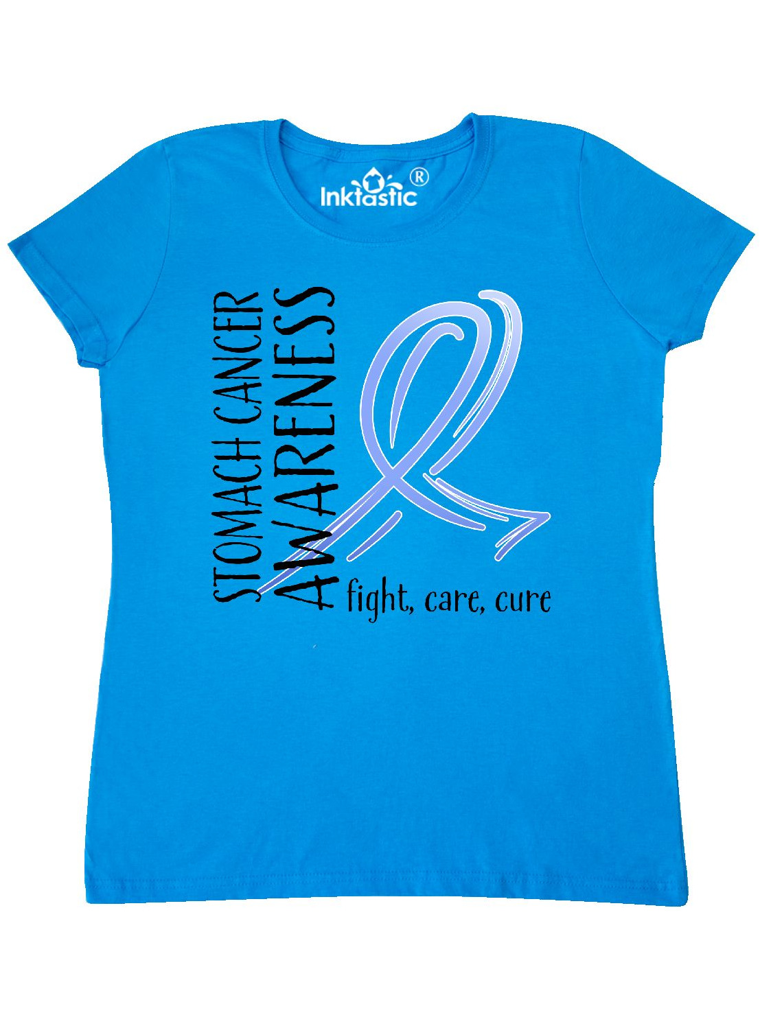 inktastic Were Fighting Back Together Stomach Cancer Awareness Baby T-Shirt