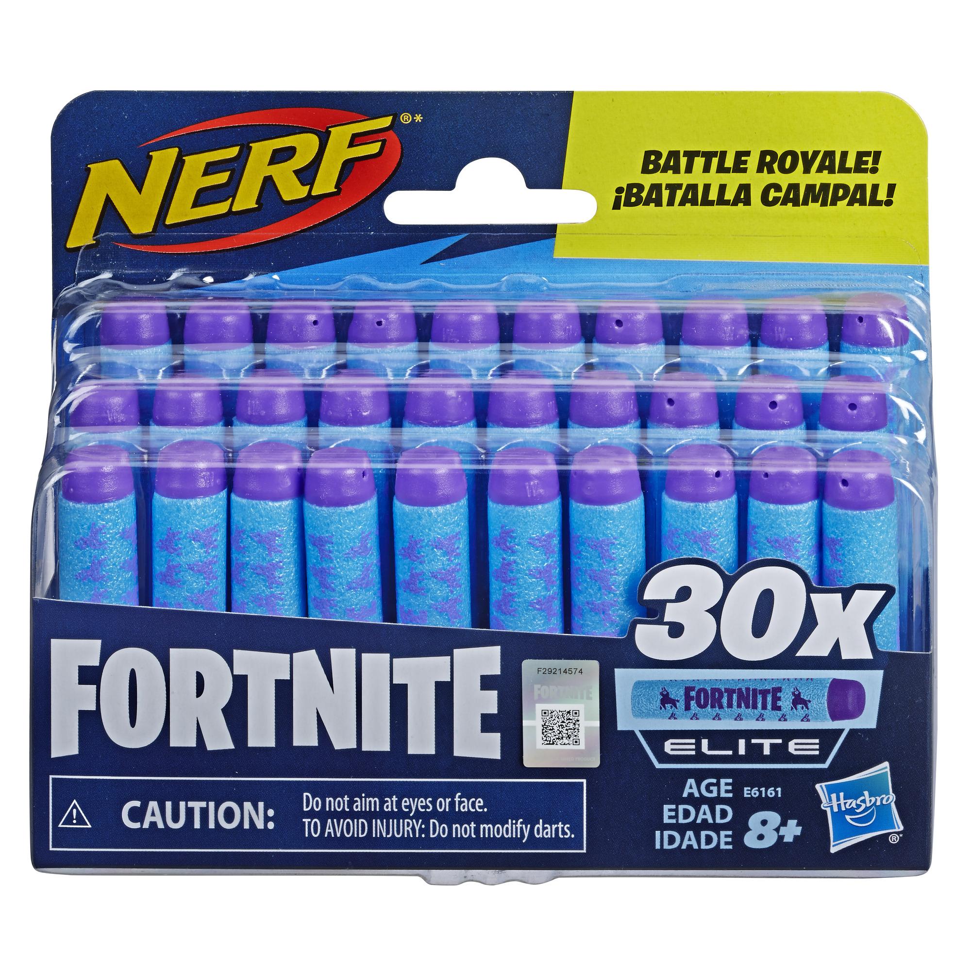 Nerf Fortnite 30 Dart Nerf Elite Blaster Refill Pack