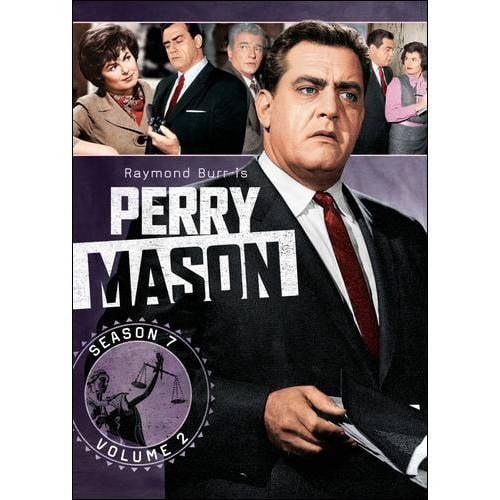 Perry Mason: Season 7, Vol. 2 (Full Frame)