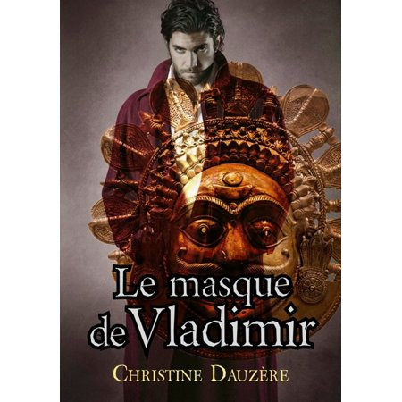 Le masque de Vladimir - eBook (Masque D'halloween De Vampire)