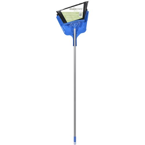 Mainstays Home Angle Broom With Dust Pan Set, 1ct