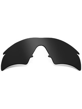 Polarized Replacement Lenses for Oakley M Frame Hybrid Frame Black Anti-Scratch Anti-Glare UV400 by SeekOptics