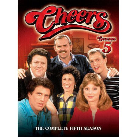Cheers  The Complete Fifth Season