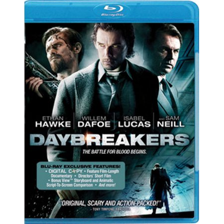 Daybreakers (Blu-ray) (Daybreakers Dvd)