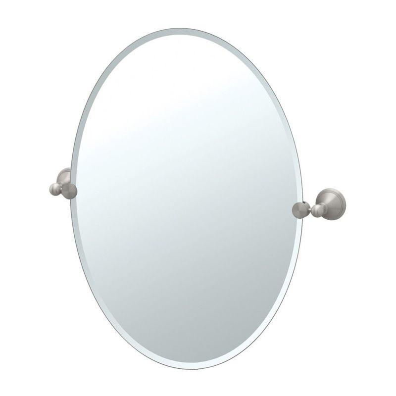 Gatco Laurel Ave 26.5'' H x 19'' W Tilting Wall Mirror