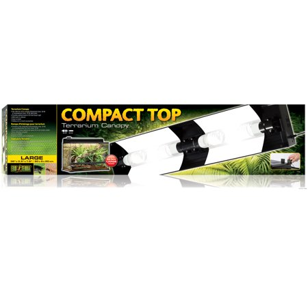 Exo Terra Compact Top Canopy for PT2613 - 90 cm