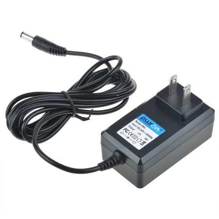 PwrON 6.6 FT Long 18V AC to DC Adapter Charger Replacement For Dunlop ECB004US ECB006US For Mxr 18V DC Effects Pedals Power