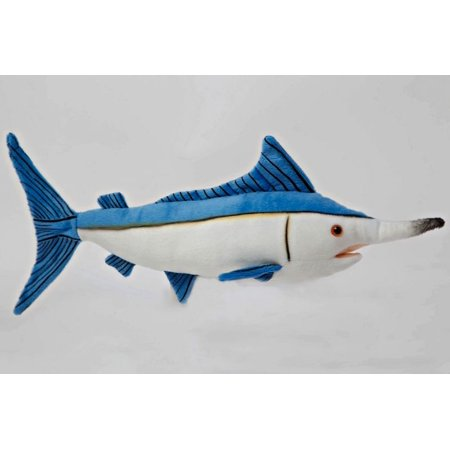 Blue Marlin - 17 inch Cabin Critters Stuffed Animal -  Saltwater Fish Collection