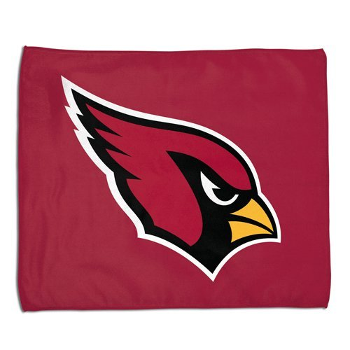 Arizona Cardinals NFL Rally Towel 15x18 Sports Fan Football Hand Kitchen Bar Rag Officially Licensed NFL Merchandise