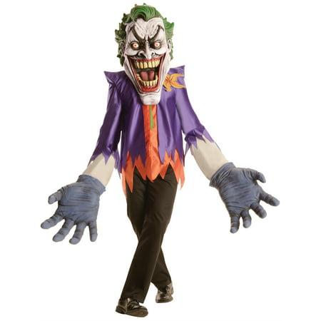 Creature Reacher Halloween Costumes (Joker Creature Reacher Adult Halloween Costume, One Size, Up to)
