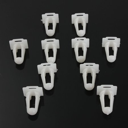 30pcs Door Sill Strip Trim Clip Moulding Fastener Fixing Protective Fixing For  3 Series FCP-0181 51471840960 US - image 3 de 5