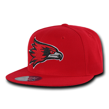 Acrylic College Hat - NCAA SEMO Southeast Missouri State University Freshmen College Fitted Caps Hats 7 Red