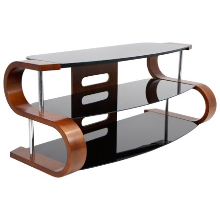 Metro Series Brown 120 TV Stand for TVs up to 60