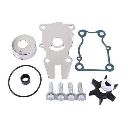 HURRISE 1 Set of Water Pump Repair Rebuild Kit For Yamaha Outboard Mot