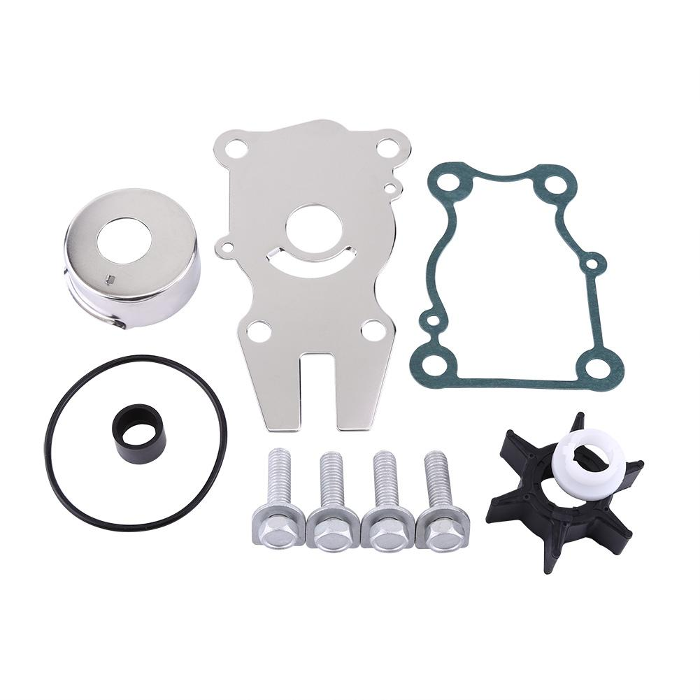 1 Set of  Water Pump Repair Rebuild Kit For Yamaha Outboard Motor 1995-Current Exclude C40, 63D-W0078-01-00, Outboard Repair Kit