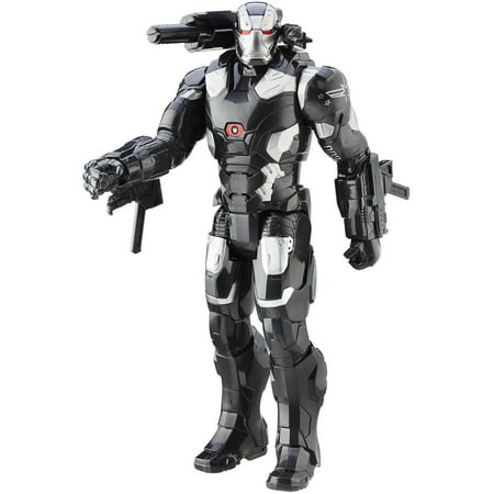 Marvel Female Heroes (Marvel Titan Hero Series Marvel's War Machine Electronic)