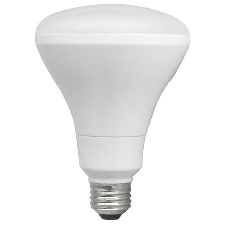 Simply Conserve LED Light Bulbs, 8W (65W Equiv) Dimmable R30, Warm White