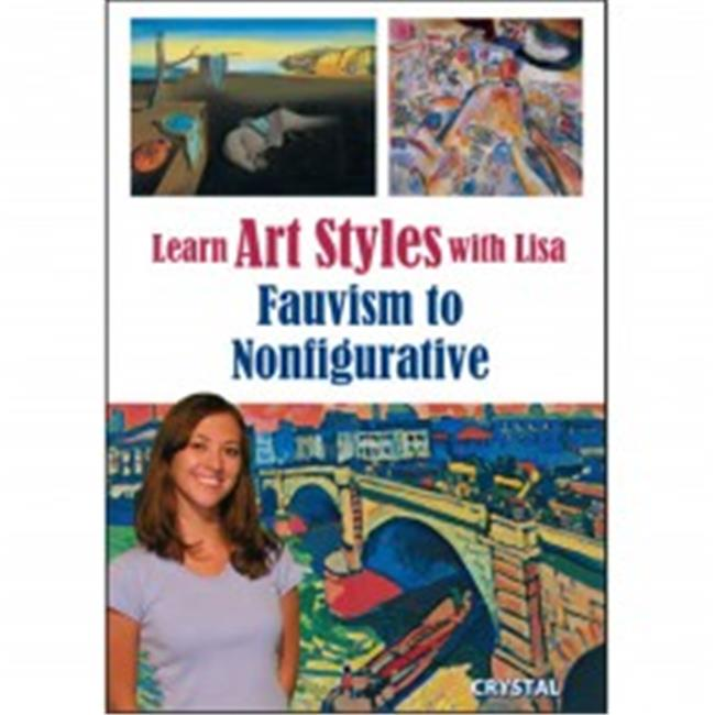 American Educational CP5572 Learn Art Styles with Lisa - Fauvism,Non