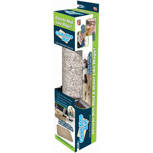 As Seen on TV Clean Step Mat