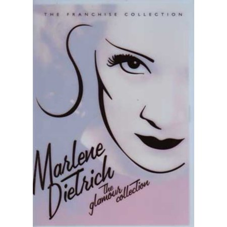 Marlene Dietrich The Glamour Collection: Morocco / Blonde Venus / Devil Is A Woman / Flame Of New Orleans / Golden Earrings (Full Frame)