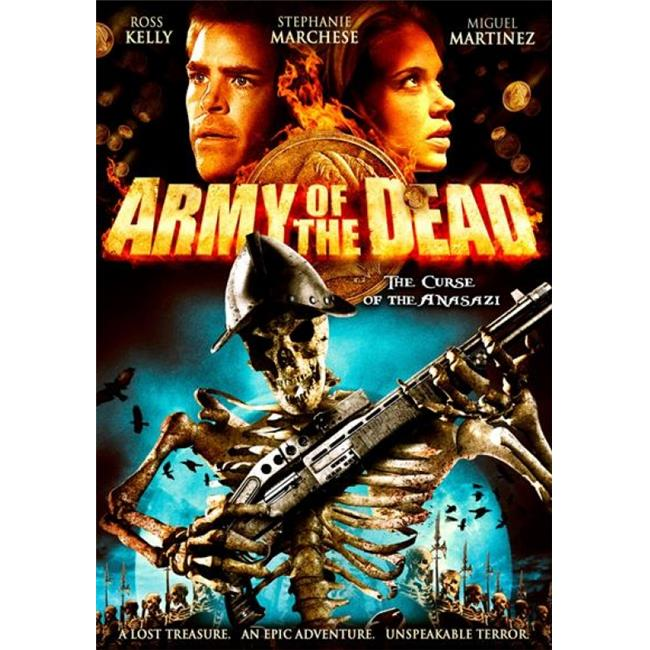 Pop Culture Graphics MOVAI0814 Army of the Dead Movie Poster, 11 x 17 - image 1 de 1