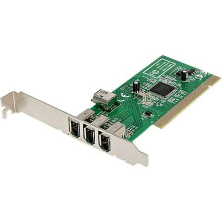 StarTech.com 3 Port IEEE-1394 FireWire PCI Card