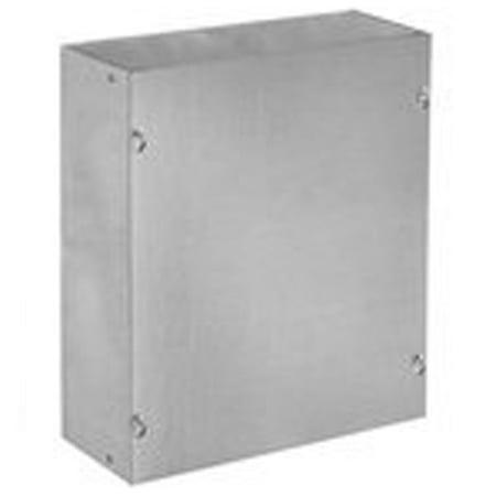 Hoffman ASE10X6X4NK Pull Box 10