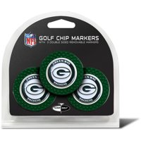 Green Bay Packers 3 Pack Golf Chip