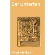Der Untertan - eBook