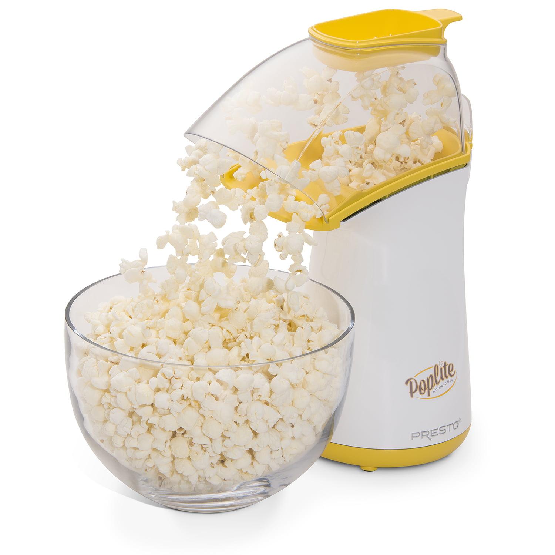 Presto Poplite Hot Air Popcorn Popper Walmart Com Walmart Com