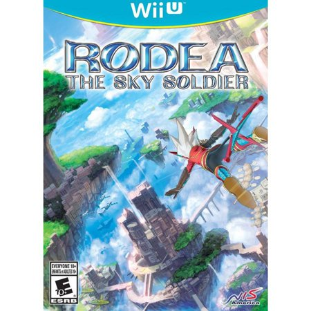 Image of Rodea The Sky Soldier (Wii U) - Pre-Owned