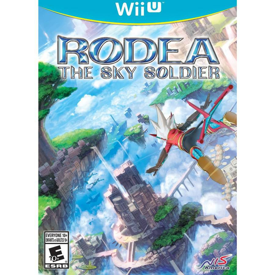 Rodea The Sky Soldier (Wii U) - Pre-Owned