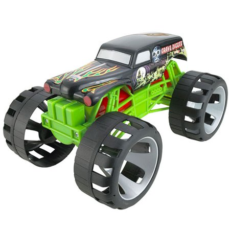 Toys & Hobbies Stomper 4x4 And Digestion Helping Battery Operated