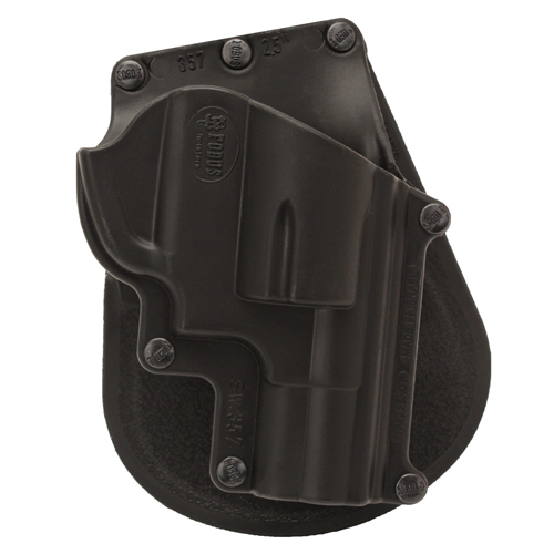 Fobus Standard Paddle RH S&W J-Frame SKU: J357 with Elite Tactical Cloth by Fobus