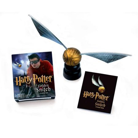 Harry Potter Golden Snitch Sticker Kit - Harry Potter Themed Dress