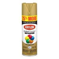 Krylon® ColorMaster Paint + Primer Metallic Gold, 15-Oz