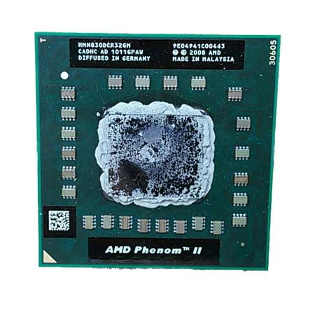 Refurbished AMD Phenom II X3 N830 2.1GHz Socket S1 3.6 GT/s Laptop CPU (Amd Phenom Ii X4 Vs Intel I5)